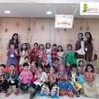 Dusshera celebration by Sr KG Section (2018-19) at Witty World, Bangur Nagar