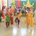 Ganesh Chaturthi Celebration (Grade I-II) 13-9-2018