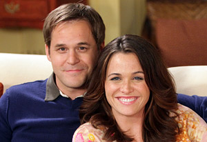 Kyle Bornheimer, Christine Woods, Perfect Couples, NBC