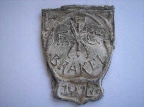 Naam: BrakelPlaats: HaarlemJaartal: 1917