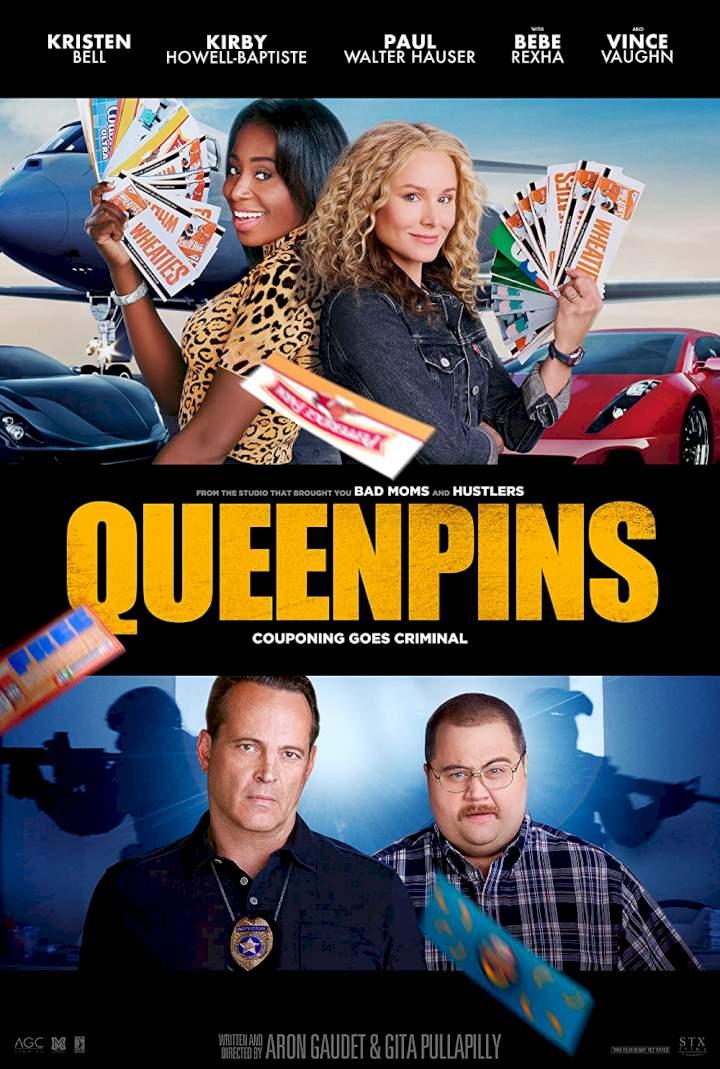 Movie: Queenpins (2021)