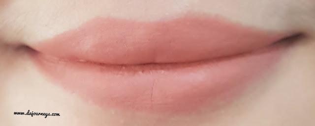 [Review] Face2Face Cosmetics Xoxo Lipstick Matte Rose Apple