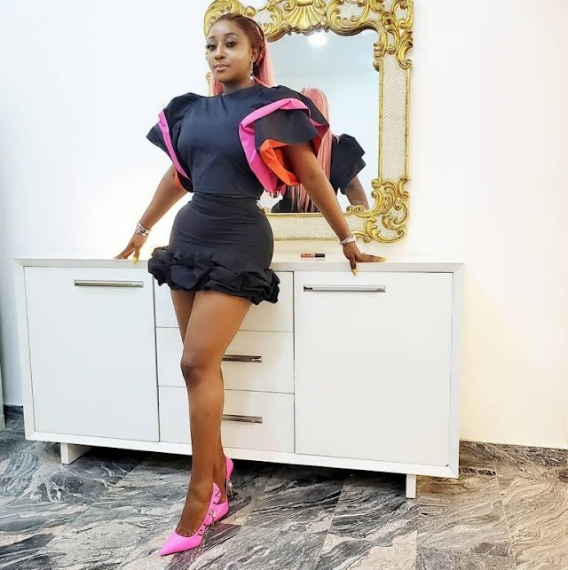 Look how hot Ini edo is in this picture