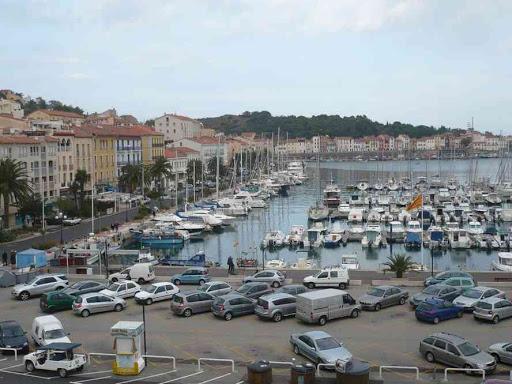 Excursion rapide sur le port pour un café... et une photo !