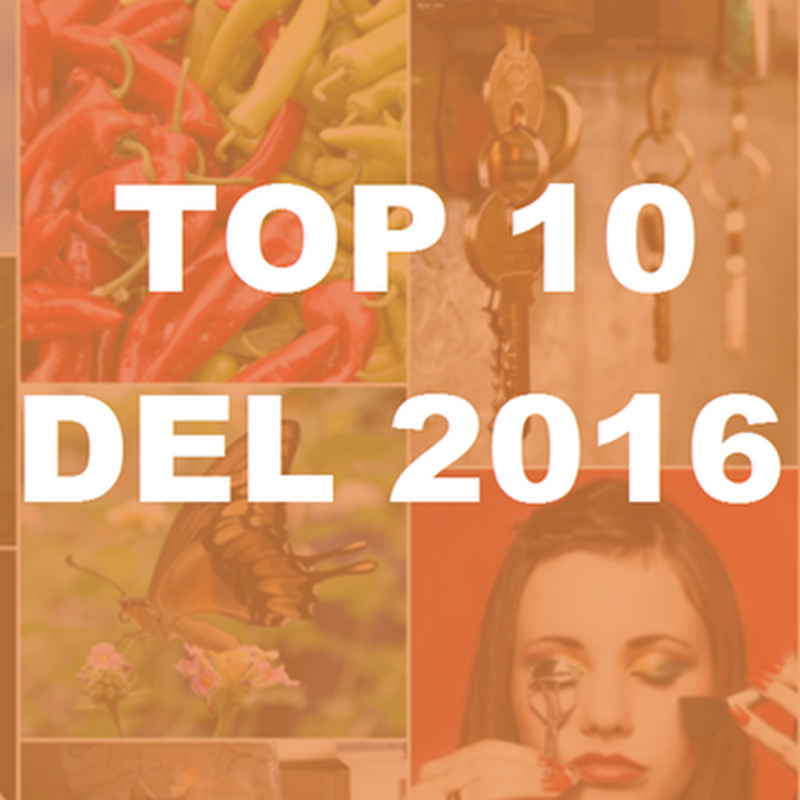 Top 10 de los mejores recursos y posts del 2016