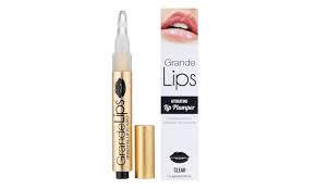 *SALE* GrandeLIPS NEW  Hydrating Lip Plumper- Clear