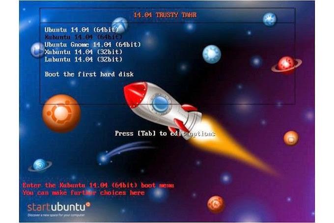 Ubuntu 14.04 LTS AIO, o todos los Ubuntu en uno
