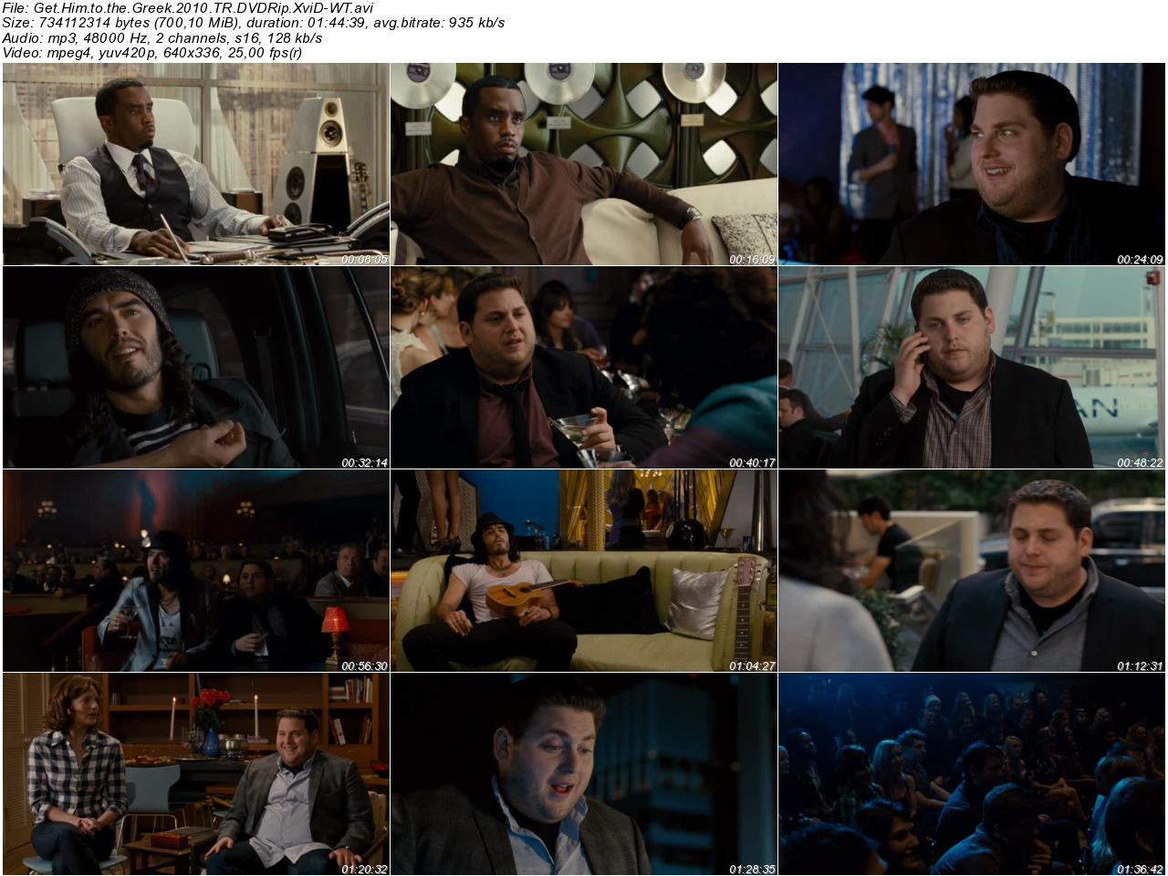 Zorlu Görev - 2010 480p DVDRip x264 - Türkçe Dublaj Tek Link indir