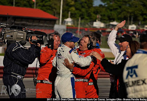 2011 EMCO Gears Classic - Mid Ohio Sports Car Course, Lexington Ohio - Brumos Porsche Racing