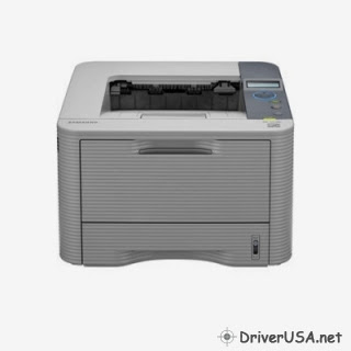 download Samsung ML-3710D printer's driver software - Samsung Latest Driver Download