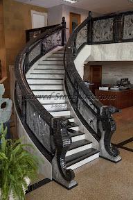 Architecture, Interior, Showroom, Stairs