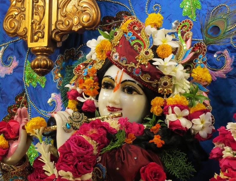ISKCON Vallabh vidhyanagar Deity Darshan 07 jan 2017 (9)