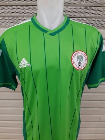 Jual Jersey Nigeria Home Piala Dunia 2014