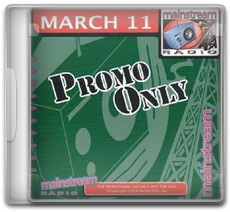 Promo Only Mainstream Radio March (2011)