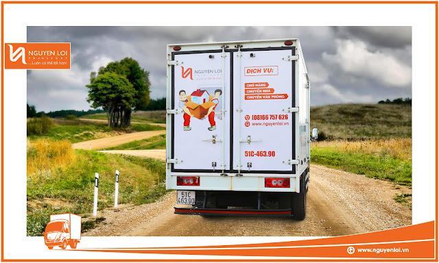 Nguyên Lợi cho bạn thuê xe tải 1,4 tấn tại TPHCM