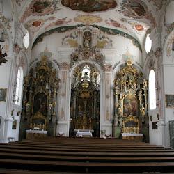 Andechs und barocke Marienkirchen