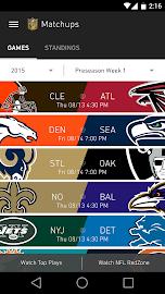 NFL Mobile Screenshot 2