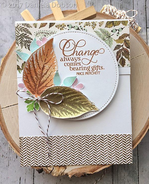 Change by Daniela Dobson