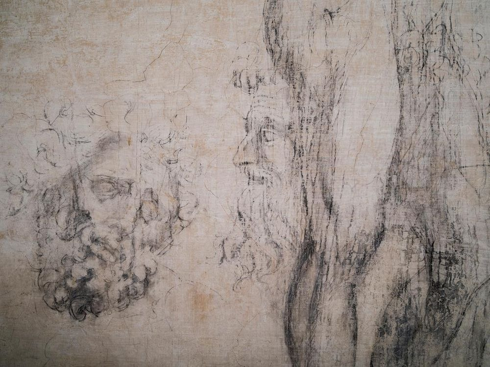 michelangelo-drawings-medici-chapel-5