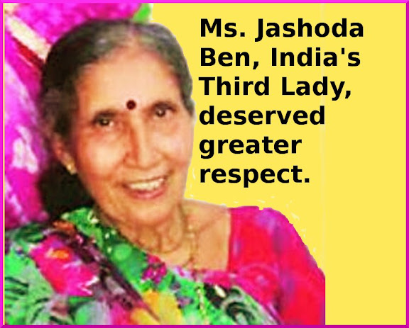 Mrs. Jashoda Ben