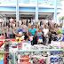Policía Nacional entrega juguetes con cientos de niños y niñas hijos de agentes