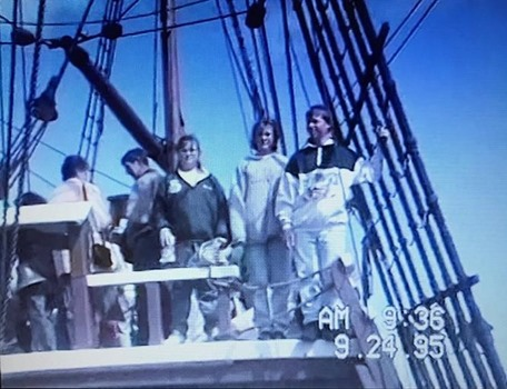 Mayflower 1995 kids