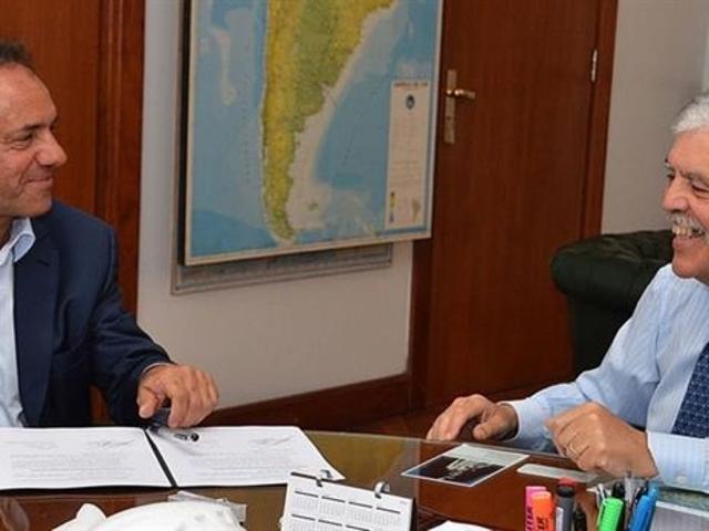 El intendente de General Rodríguez dijo que De Vido y Scioli
