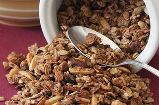 Honey Crunch Granola