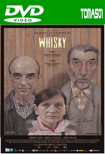 Whisky (2004) DVDRip