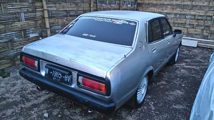 Lapak Mobil Retro Jepang Datsun 180B - SURABAYA - LAPAK ...