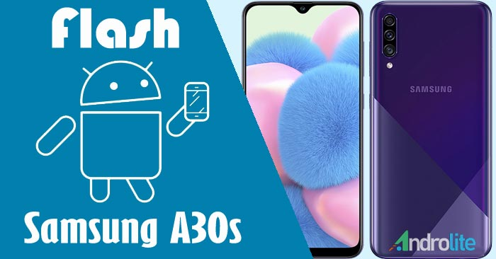 Cara Flash Samsung Galaxy A30s SM-A30s5F