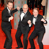 OIC - ENTSIMAGES.COM - Roy Conli, Chris Williams and Don Hall at the EE British Academy Film Awards (BAFTAS) in London 8th February 2015 Photo Mobis Photos/OIC 0203 174 1069