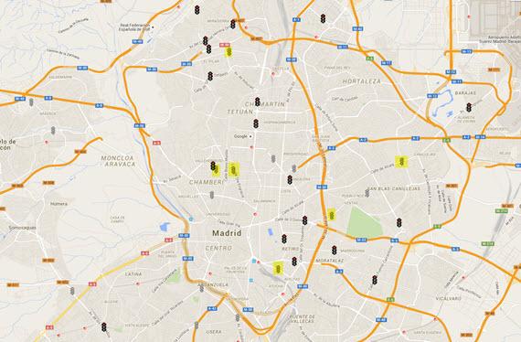6 nuevas cámaras en semáforos de control en fase roja desde febrero