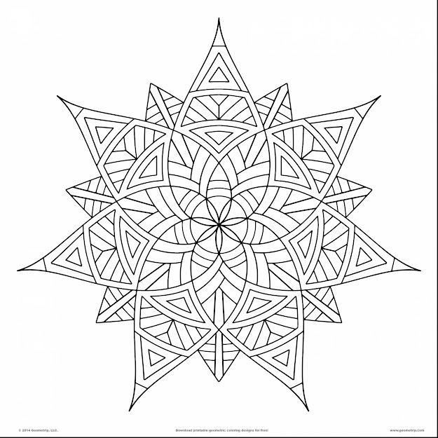 Marvelous Geometric Design Coloring Pages With Design Coloring Pages And Design  Coloring Pages Pdf