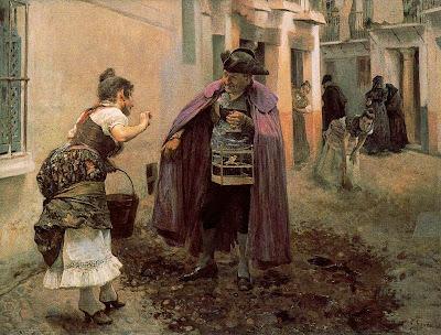 José Jiménez Aranda - El viejo canario