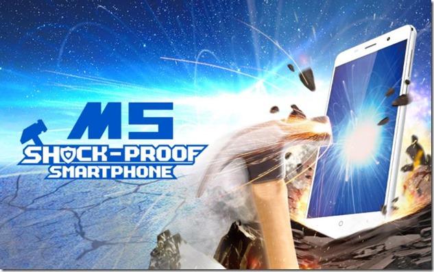 Harga dan Spesifikasi Leagoo M5, Smartphone dengan layar Tangguh