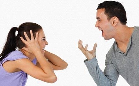 Vợ chồng hay cãi nhau, phải làm sao