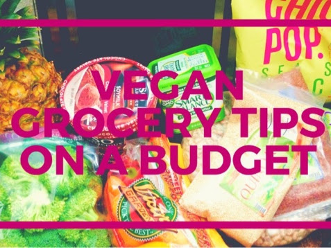 Vegan Grocery Tips On A Budget
