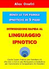Ebook Gratuito Linguaggio Ipnotico