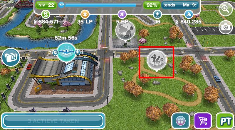 Zet je schrap voor jonge Sims - De Sims FreePlay Walkthrough ...