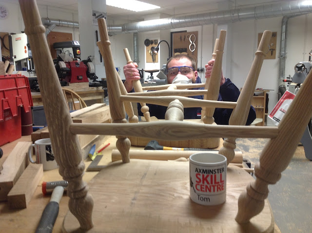 Axminster Woodturning Courses