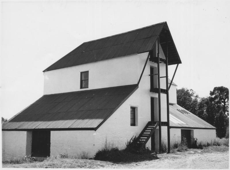 'Mountford' barn, Longford, Tasmania