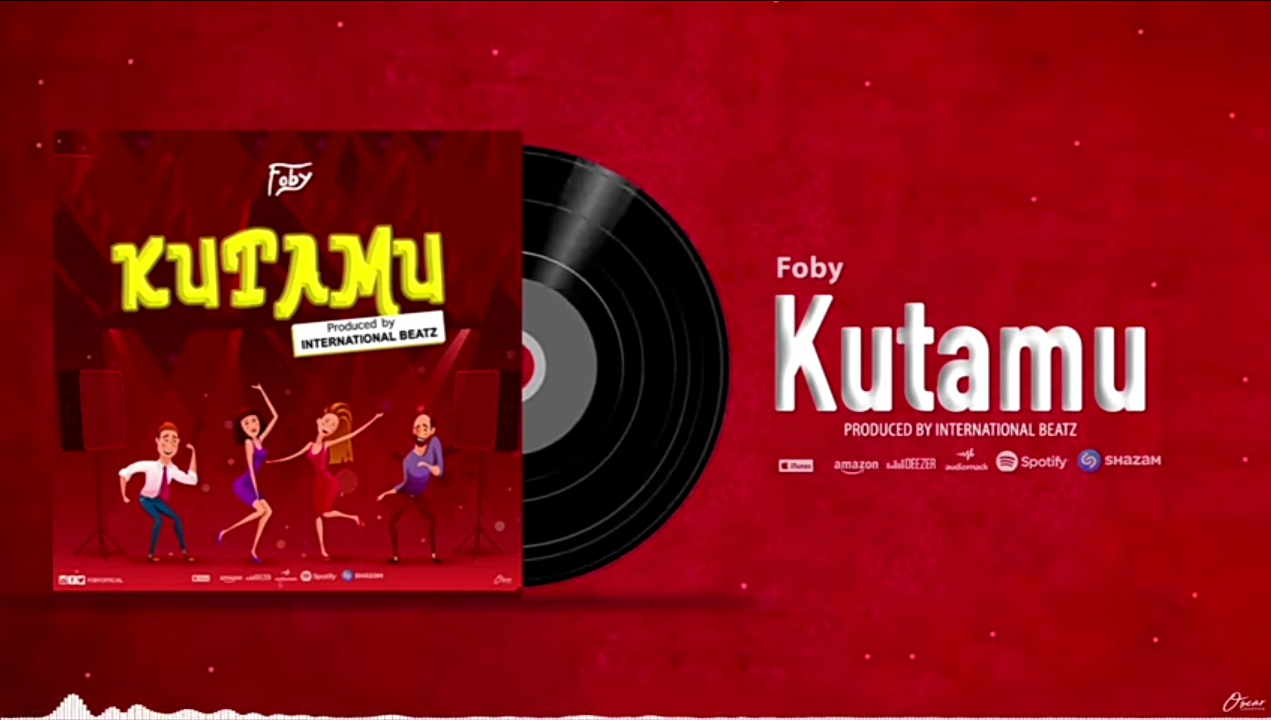 Audio  Foby - kutamu    Mp3 Download