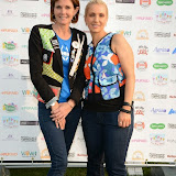 WWW.ENTSIMAGES.COM -    Annabel Giles and Leigh-Catherine Salway (Foxy TV's Psychic Medium)   at        Pup Aid at Primrose Hill, London September 6th 2014Puppy Parade and fun dog show to raise awareness of the UK's cruel puppy farming trade. Pup Aid, the anti-puppy farming campaign started by TV Vet Marc Abraham, are calling on all animal lovers to contact their MP to support the debate on the sale of puppies and kittens in pet shops. Puppies & Celebrities Return To Fun Dog Show Fighting Cruel Puppy Farming Industry.                                              Photo Mobis Photos/OIC 0203 174 1069