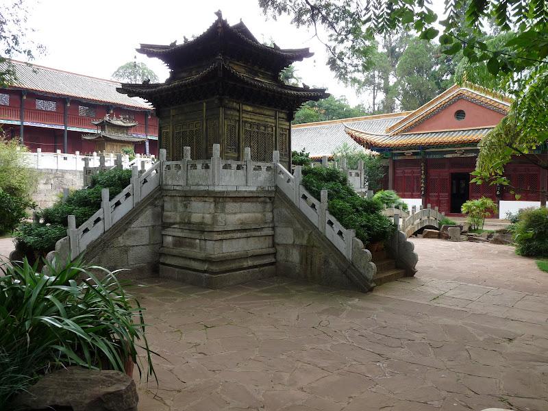 CHINE.YUNNAN.KUN MING Temple, jardin horticole,Musée des minorites - P1270308.JPG