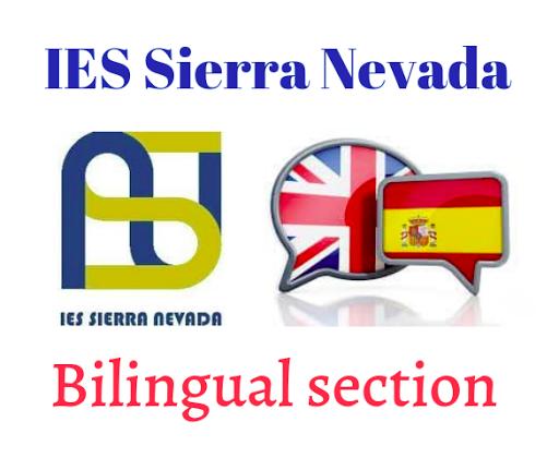 BLOG DE LA SECCIÓN BILINGÜE DEL IES SIERRA NEVADA, FIÑANA