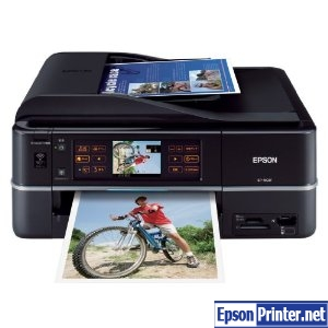 Get reset Epson EP-903F printer application