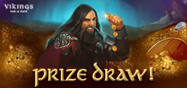 Vikings War Of Clans Harika Ödüller Dağıtacak