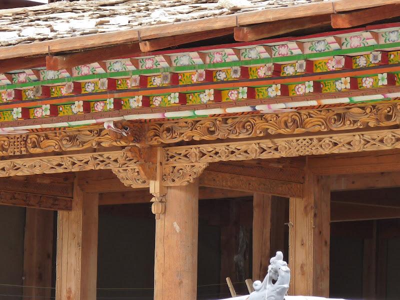 Chine. Yunnan.Shangri la Course hippique annuelle - P1250784.JPG