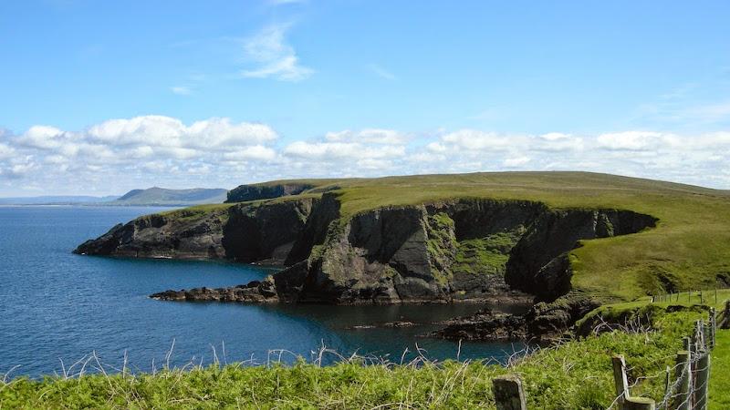 Erris Head On The Wild Atlantic Way In Co Mayo Mayo